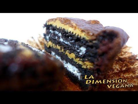 Chocolate and Peanut Butter cupcakes – La Dimensión Vegana
