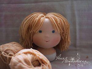 Вальдорфская кукла-бабочка - Ярмарка Мастеров - ручная работа, handmade