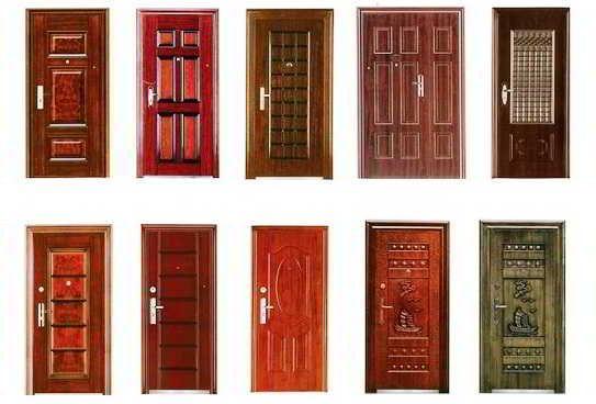 33+ model pintu utama & daun pintu rumah minimalis modern ...