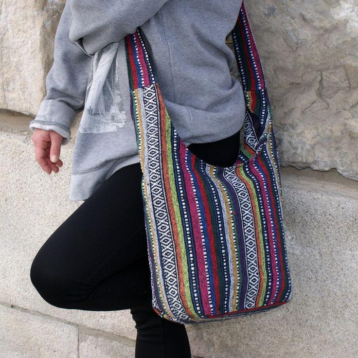 #taniatorebka #azteckstyle #etnostyle #supergalanteria http://supergalanteria.pl/ona-produkty-dla-kobiet/torebki-damskie/duza-torebka-damska-worek-etniczna-etno-folk-787c-1