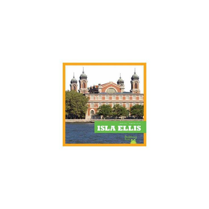 Isla Ellis /Ellis Island (Library) (Rebecca Pettiford)