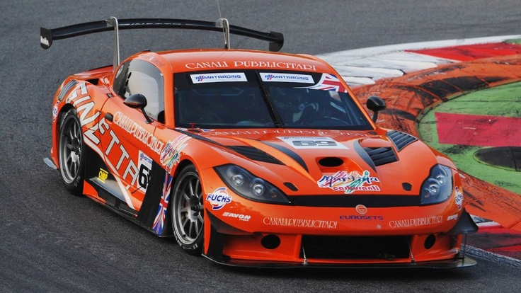 Ginetta G55 in Italian GT 2012