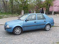 2003 Dacia Solenza