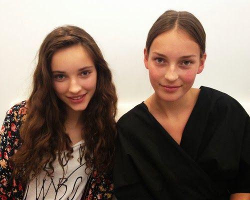 Clementine Deraedt & Julia Bergshoeff