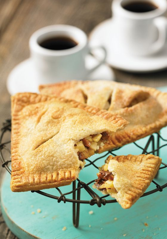 Toffee Apple Hand Pies From 175 Best Air Fryer Recipes By Camilla V Saulsbury Review