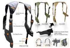 Leapers UTG Deluxe Universal Horizontal Shoulder Holster