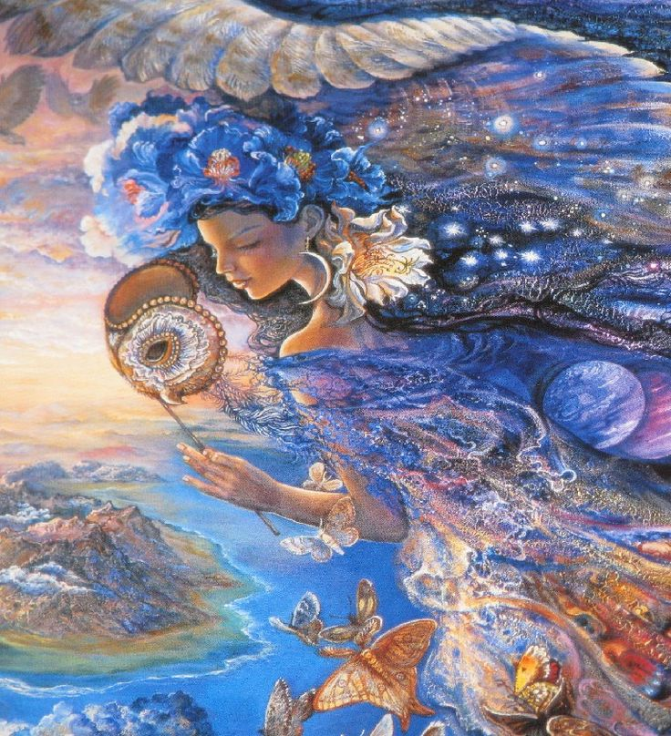 Josephine Wall jig saw puzzle