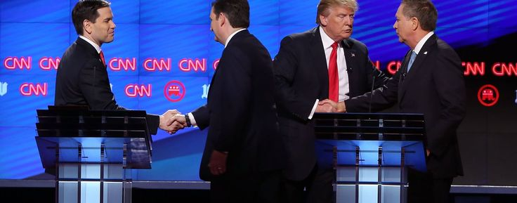 Trump to skip Monday GOP debate #Politics #iNewsPhoto