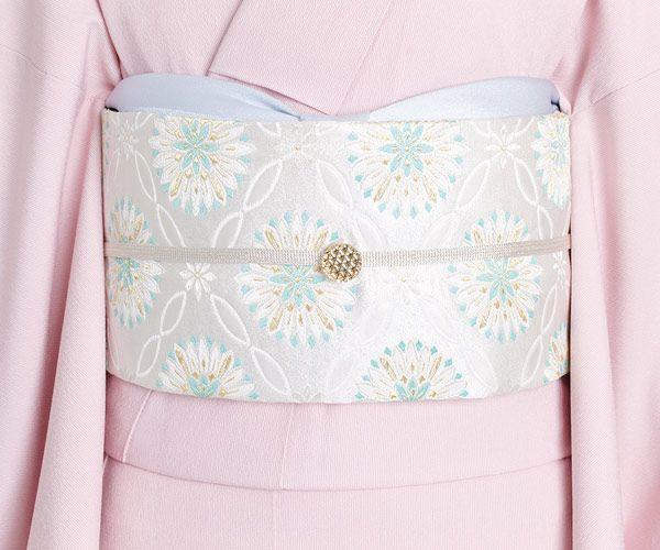 くるりの西陣織九寸名古屋帯「蜀江」と「菊菱」もうすぐ発売開始!   着物屋くるり / サキガケINFORMATION
