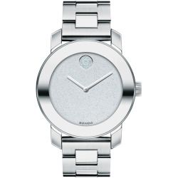 Women's Movado Bold Crystal Marker Bracelet Watch, 36Mm (Nordstrom Online Exclusive)