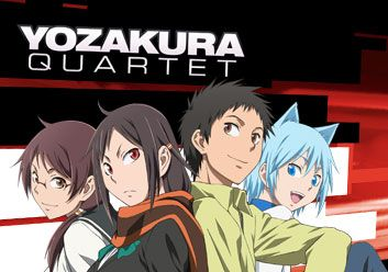 Yozakura Quartet - see more anime at: www.cartoonanimefans.net