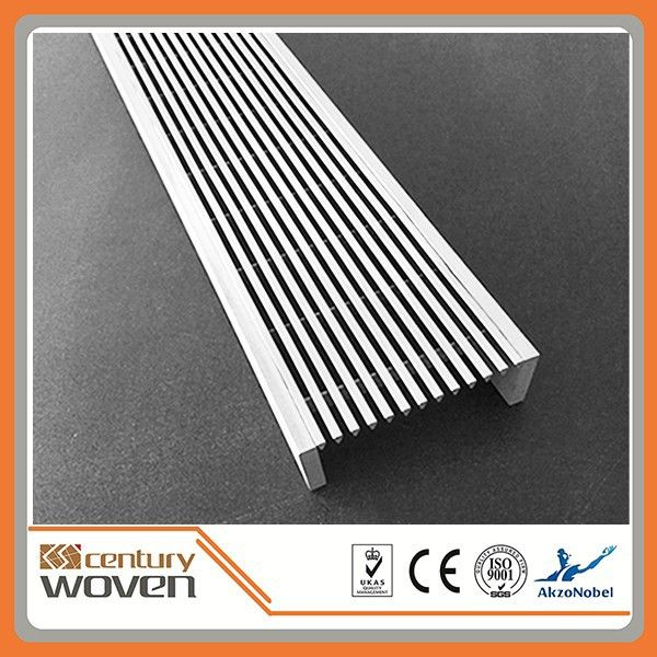 Bathroom And Swimming Pool Floor Drain Wedge Wire Grate