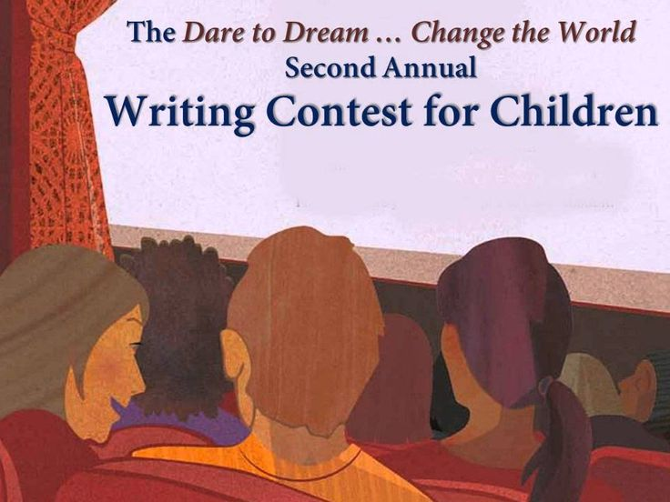 children writing contests The fourth table lists writing contests for young writers and children some of them have different age categories, so click on the links and be sure to read all the rules there are sometimes other opportunities for young writers listed in the one-off competitions lists , or on the flash fiction competitions page.