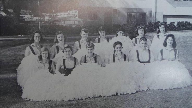1958 PASADENA COLLEGE CA Original YEARBOOK Annual La Sierra