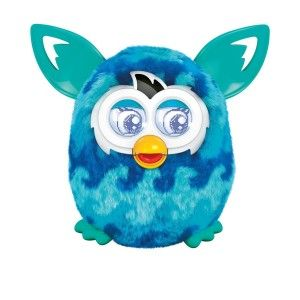 "Furby Boom Figure (Waves) It has been said that the Furby Waves has a multiple personality disorder. The sweet girl"" personality changes after extended feeding, into a rather obnoxious (drunken?) masculine voice.  http://awsomegadgetsandtoysforgirlsandboys.com/furby-boom/ Furby Boom Figure (Waves)"