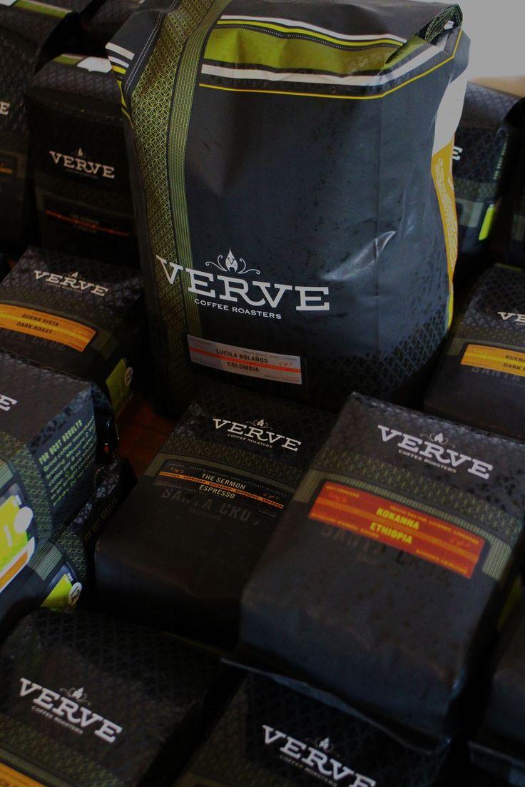 Verve Coffee Roasters  Just taste it!