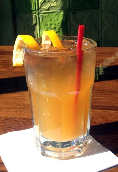 17 best images about drinks on pinterest tennessee for Best spiced rum drinks