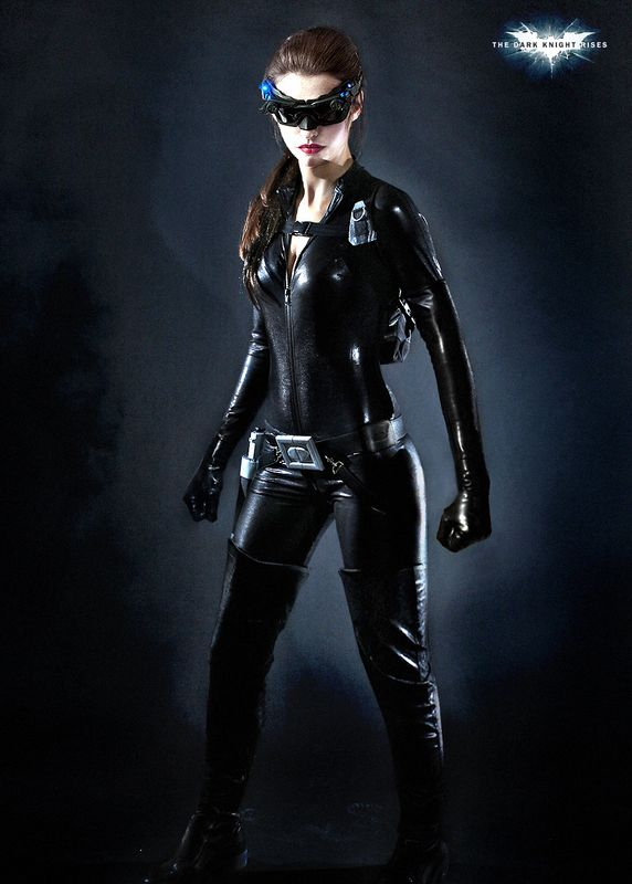 Anne Hathaway as Catwoman < Excitement!