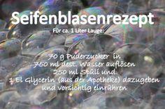 Test 1 - scheint gut zu funktionieren! Spielwiese: Seifenblasen www.ene-mene-miste .com