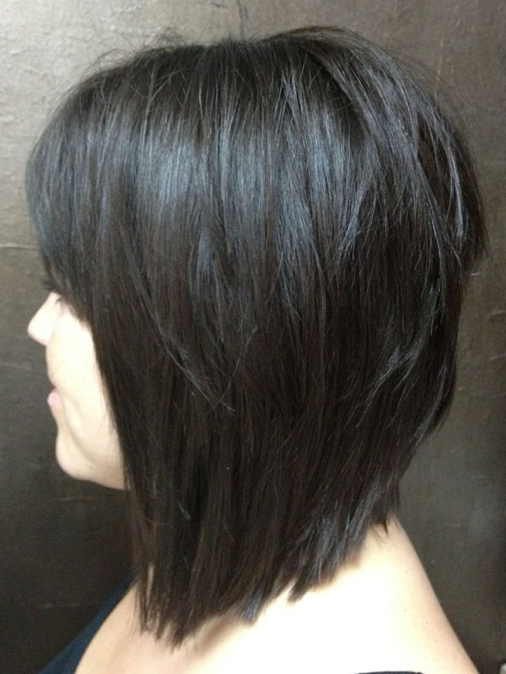 Latest Long Bob Hairstyles. / TESS THIS IS SO YOU! YOU NEED TO JUST DO IT! IT'S ONLY HAIR! LOVE YOU ♥