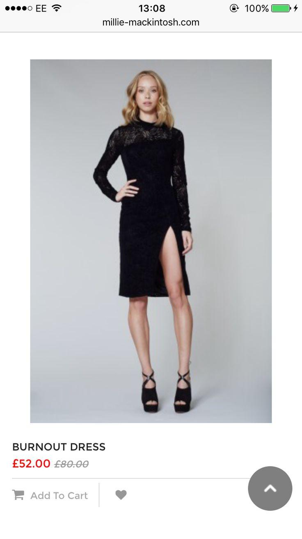 Millie Mackintosh Dress