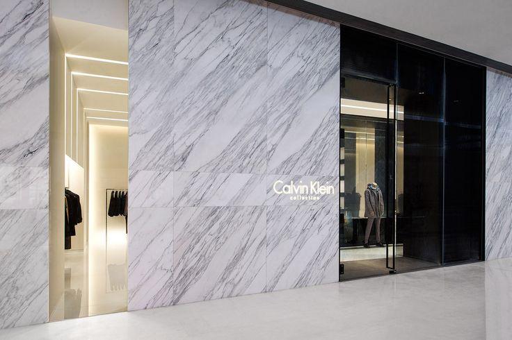 Calvin Klein Store - STAN Architects