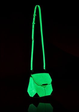 Glow In The Dark Marion With Rhodium