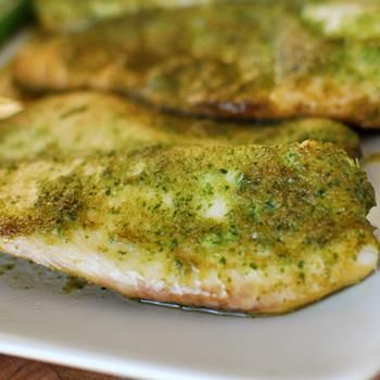 Baked Tilapia with Ginger and Cilantro | Food | Pinterest
