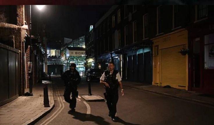 Atentado en Londres: la reacción del empleado de un restaurante argentino salvó a cinco personas: La persecución de los tres terroristas…