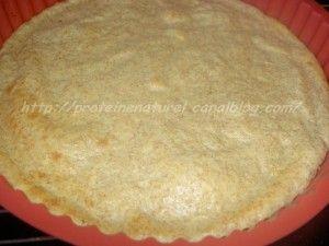 Fond de tarte Dukan