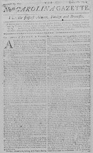 North Carolina Newspapers - State Library of North Carolina