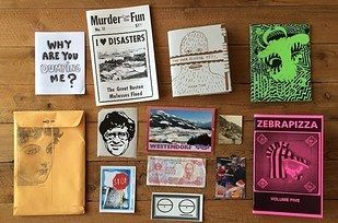 Treat yourself to a subscription box that delivers curated zines and underground artwork to your door every month. | 29 Cheap Things To Treat Yourself To Right Now