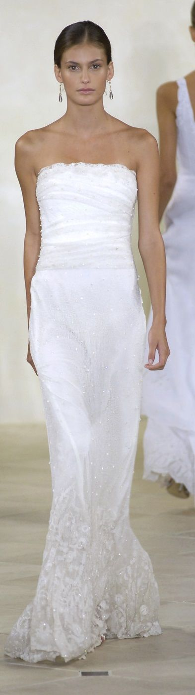 Ralph Lauren GORGEOUS - absolutely stunning in simplicity & elegance