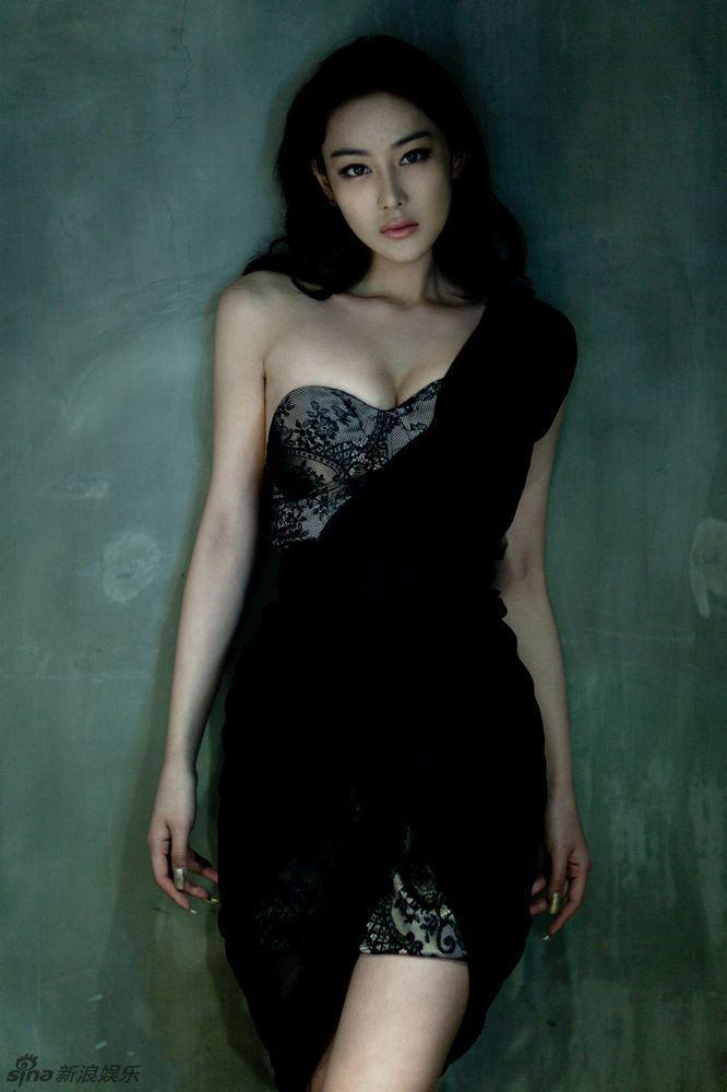 Chinese Beauty!: Chinese sexy actress Zhang Xin Yu (Viann)