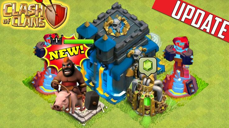 Clash of Clans Update Town Hall 12, New Hero and Bigger Defense, Powerful Tools and Bug Fixes