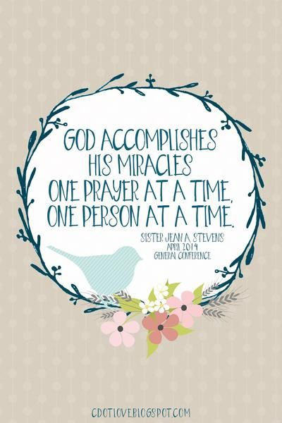 Sister Jean A. Stevens | Popular quotes from April 2014 LDS general conference | Deseret News
