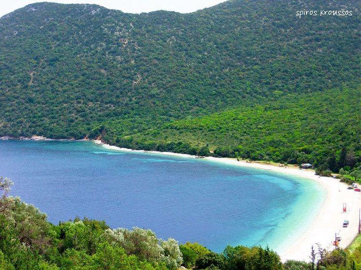 Antisamos Beach, Kefalonia