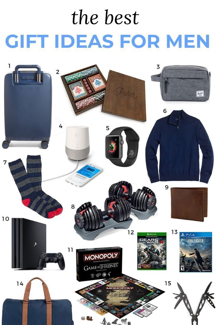 The Ultimate Christmas Gift Guide For Men Looking For The Best Gift Ideas For Men Teenage Boys And Col Gifts For Brother Gift Ideas For Men Son In Law Gifts