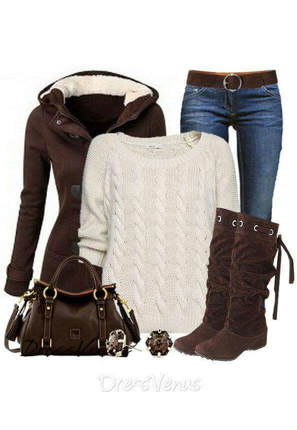 Oufit invierno