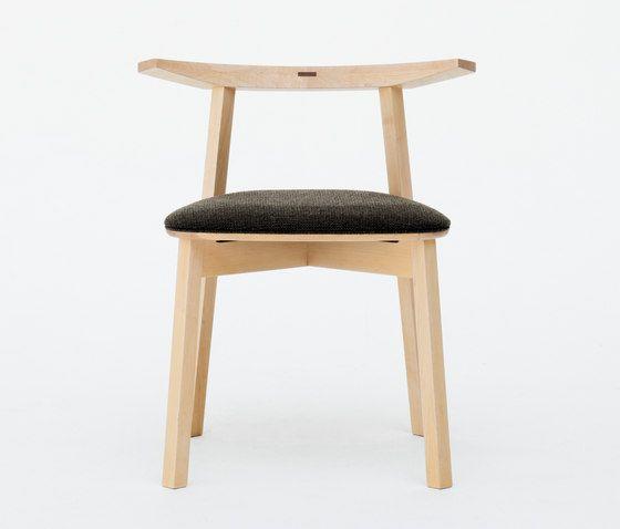 Torii | Fabric By Karimoku New Standard | Chairs