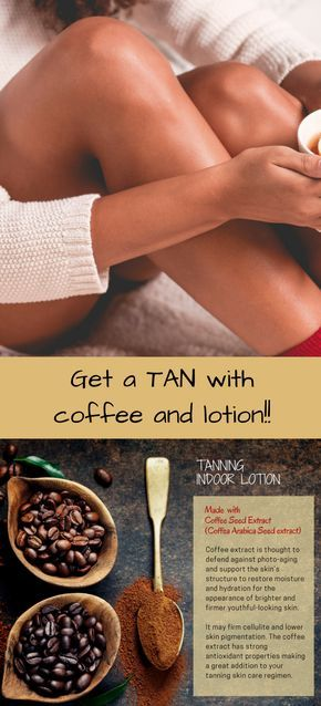 A tanning indoor lotion that works wonders on your skin!!