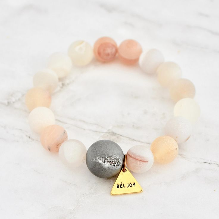 Desert Skies Bracelet in Peach- part of a beautiful program benefiting artisans …   – Boutique.Style ◊ Jewelry Designers