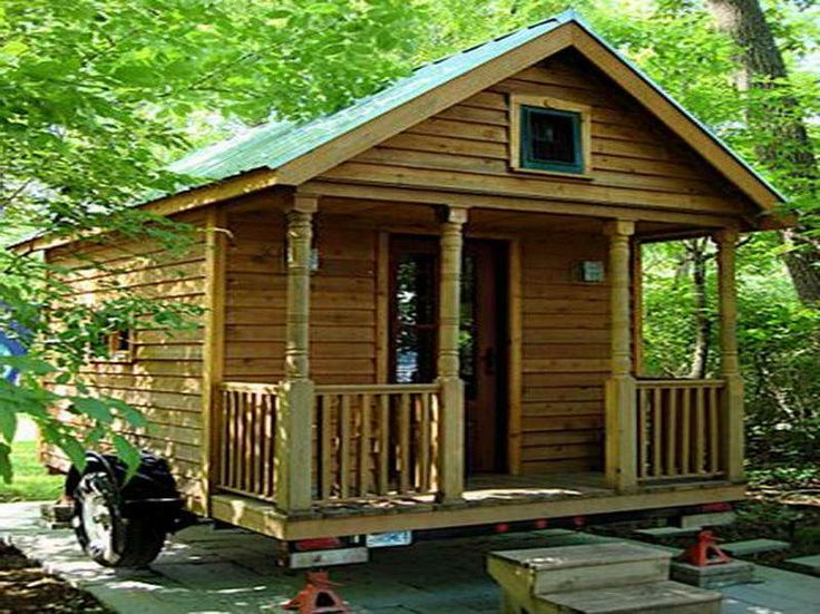 Tiny Home Designs: Small Log Cabin Kits With Common