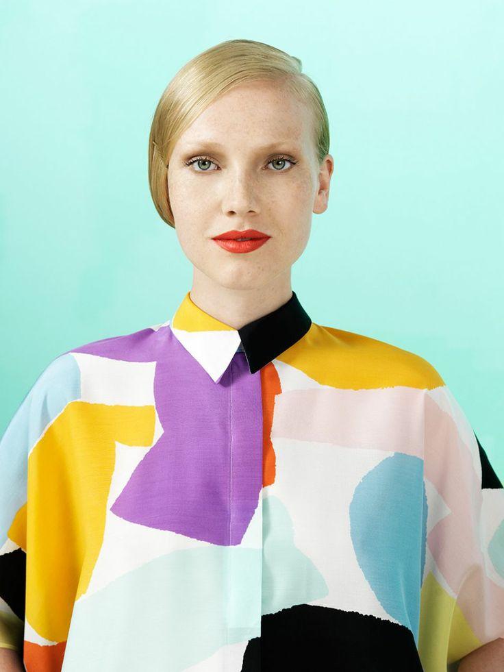Inspired by Matisse: Spring fashion 15 |Marimekko