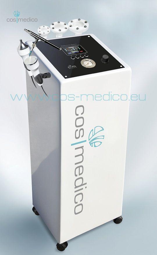 Dispozitivul multifunctional TURN (MDT) Pret combina cavitatie + vaccum: 3000 euro + TVA Pret combina cavitatie + vaccum + radiofrecventa: 3900 euro + TVA Productie: Cos-Medico (Polonia) Garantie: 24 luni