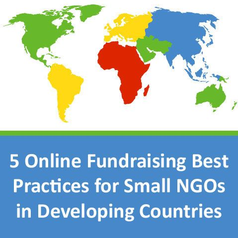 5 Online Fundraising Best Practices for Small NGOs in Developing Countries