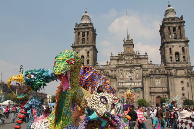 Viajando com Arte » Cidade do México
