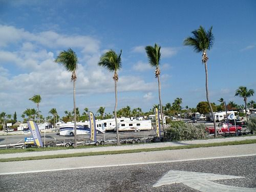 Key West Camping Information For Best RV Parks Campgrounds