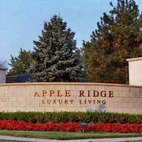 Apple Ridge Apartments on Morlock