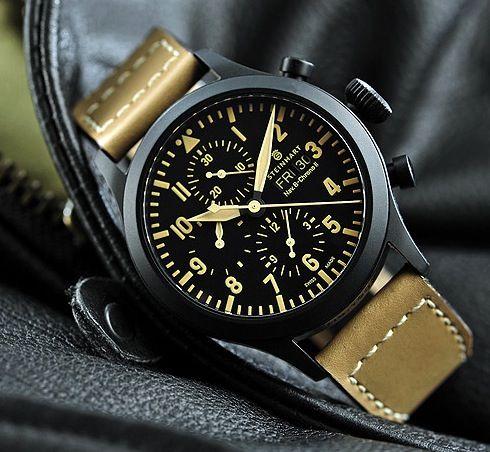 Steinhart Pilot's Chronograph